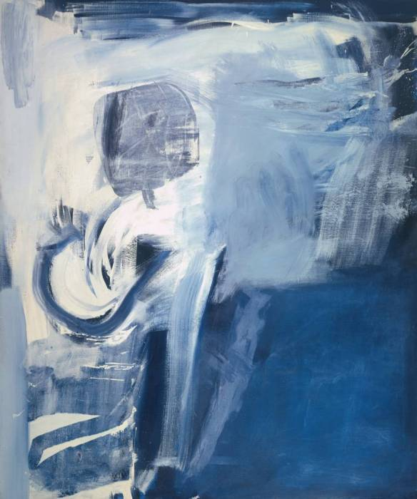 Thermal 1960 by Peter Lanyon 1918-1964